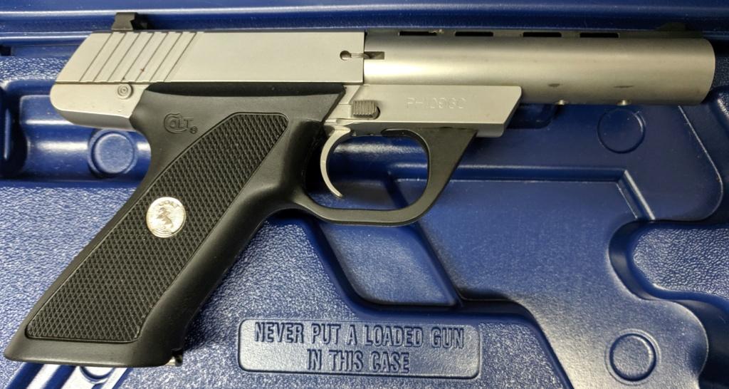 Colt 22 Pistol Img_2201