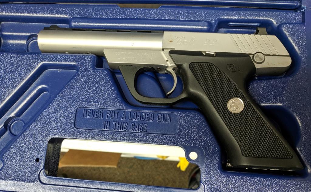 Colt 22 Pistol Img_2203