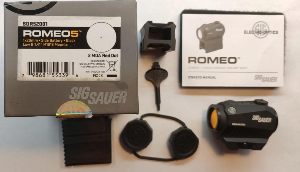 SOLD - SIG Romeo 5 red dot Sig_ro12