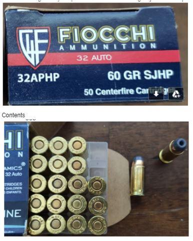 Fiocchi 32ACP ammo - Buyer Beware! Sjhp10