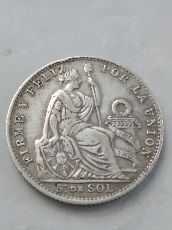⅕ Sol. Perú. 1914. El hundimiento del Lorton.    01_anv23