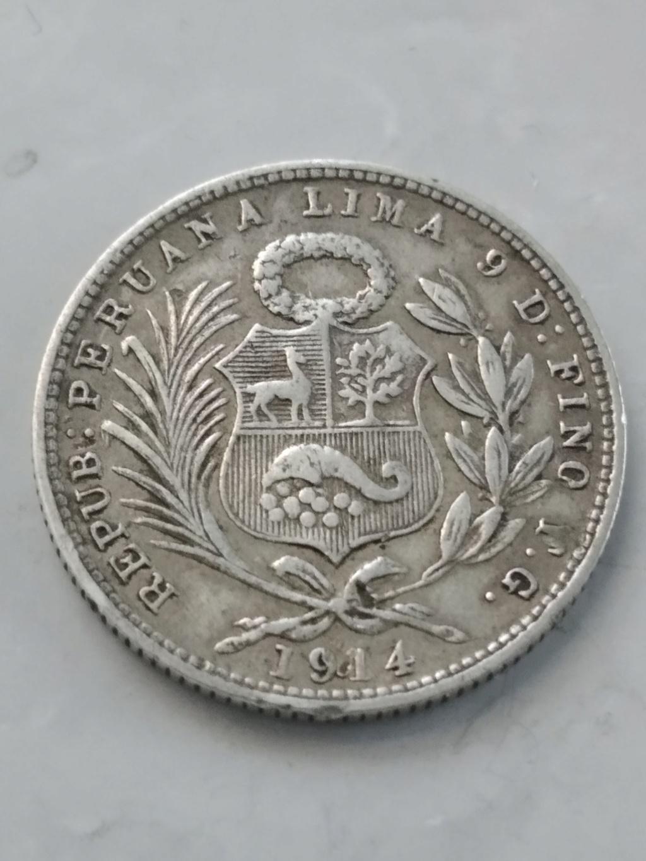 ⅕ Sol. Perú. 1914. El hundimiento del Lorton.    01_rev19