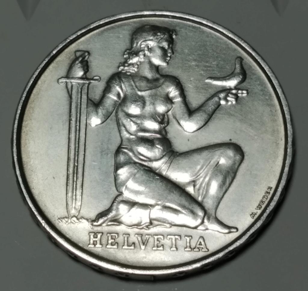 5 Francos. Suiza. 1936. Dedicado a Gobierno Provisional.  05_anv10