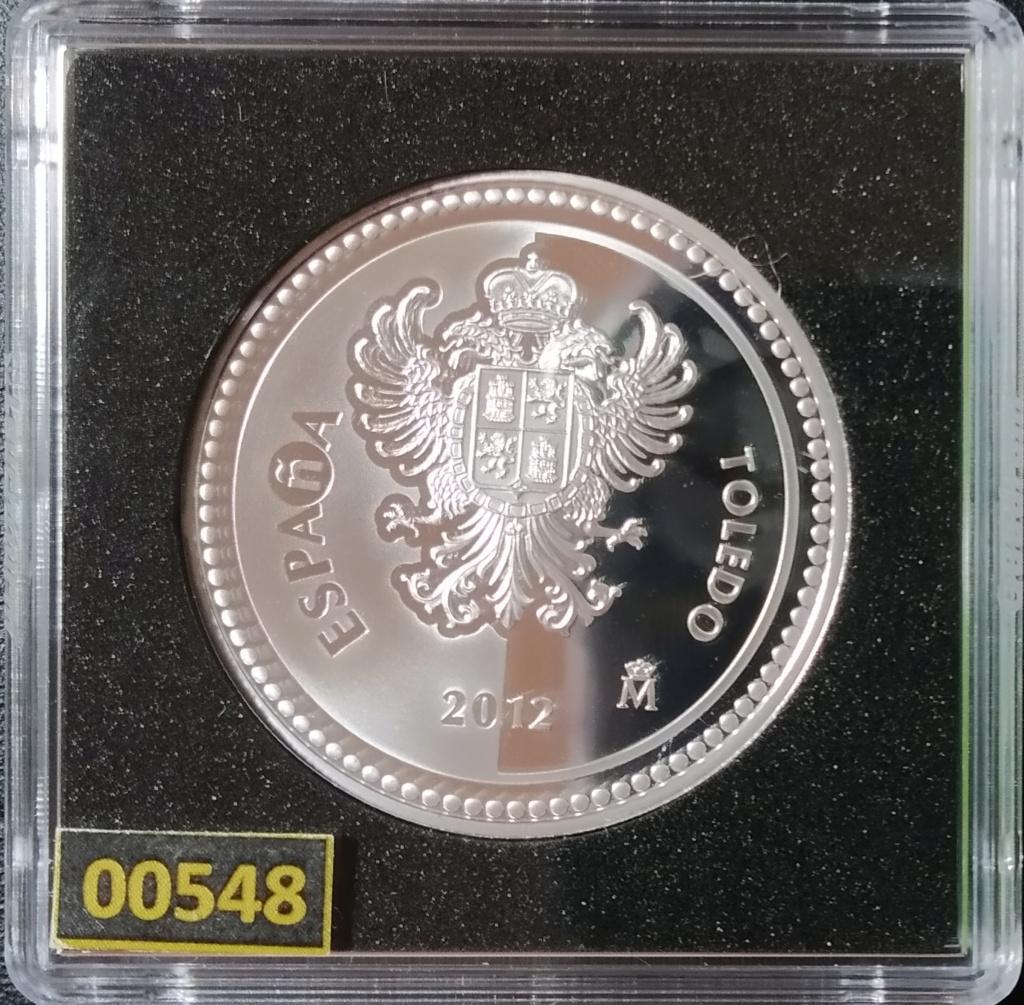 5 EUROS PUERTA DEL SOL DE TOLEDO Anvers11