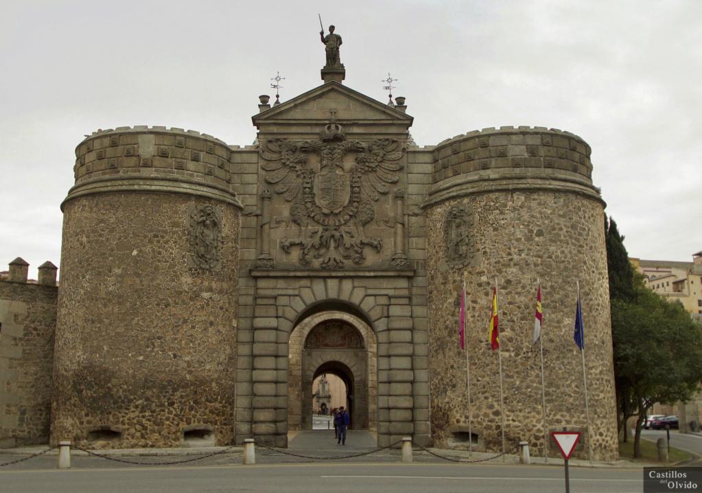 5 EUROS PUERTA DEL SOL DE TOLEDO Puerta10