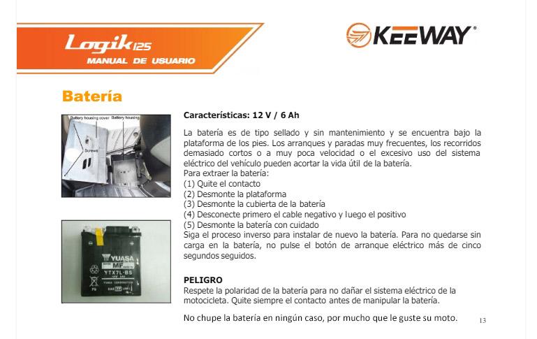 Cambio bateria Baterz10