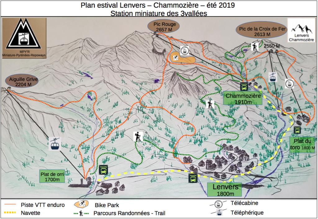 Station de ski miniature des trois vallées.  Captur12