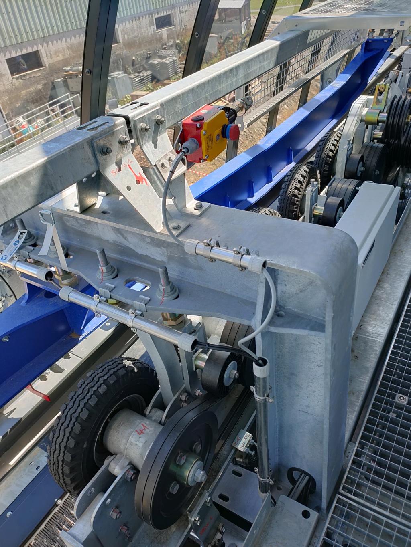 Remplacement télécabine débrayable de Vercland (Saix) - Samoëns Img20215