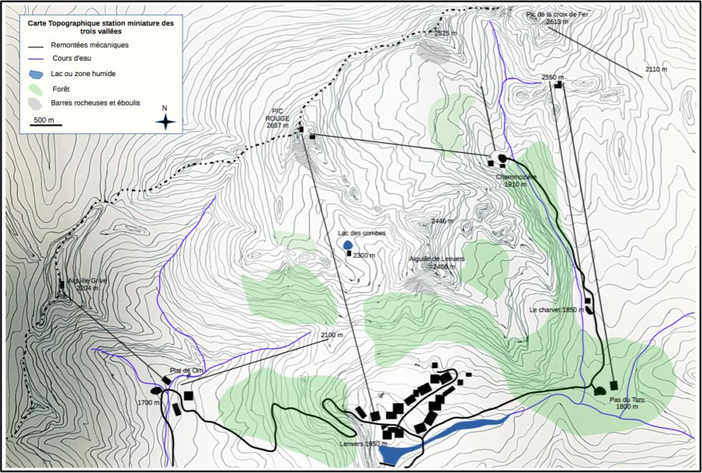 Station de ski miniature des trois vallées.  Photo_10