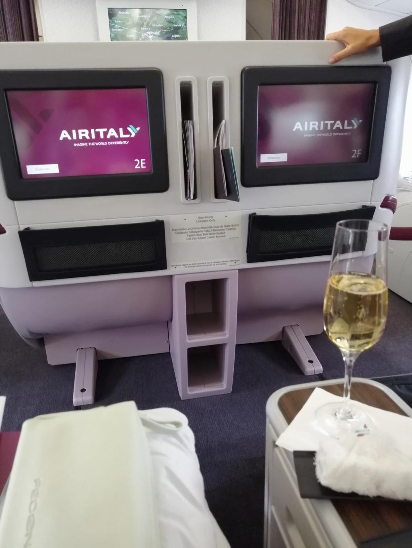 Mxp - Jfk Business Class AirItaly Img_2030