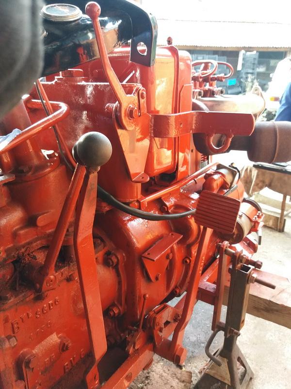 Mettre un filtre hydraulique en ligne retour sur Energic 4RM 05010