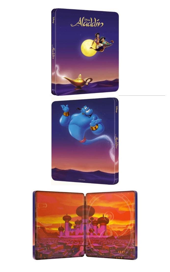 Aladdin [Walt Disney - 1992]  - Page 11 06c94910