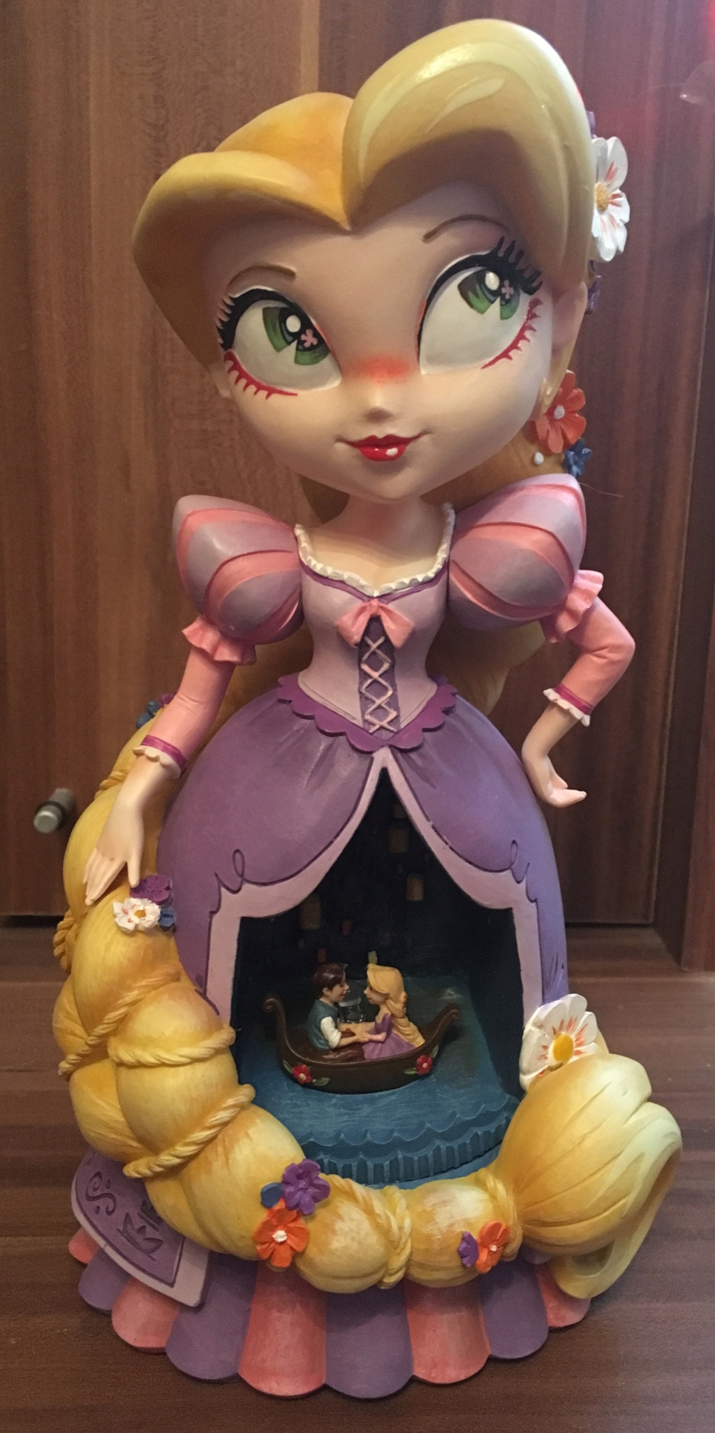 The World of Miss Mindy Presents Disney - Enesco (depuis 2017) - Page 3 161f5110