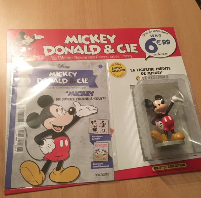 N° 1 Mickey Donald & Cie - Hachette Collections - 12/2019 - Page 2 7c537110