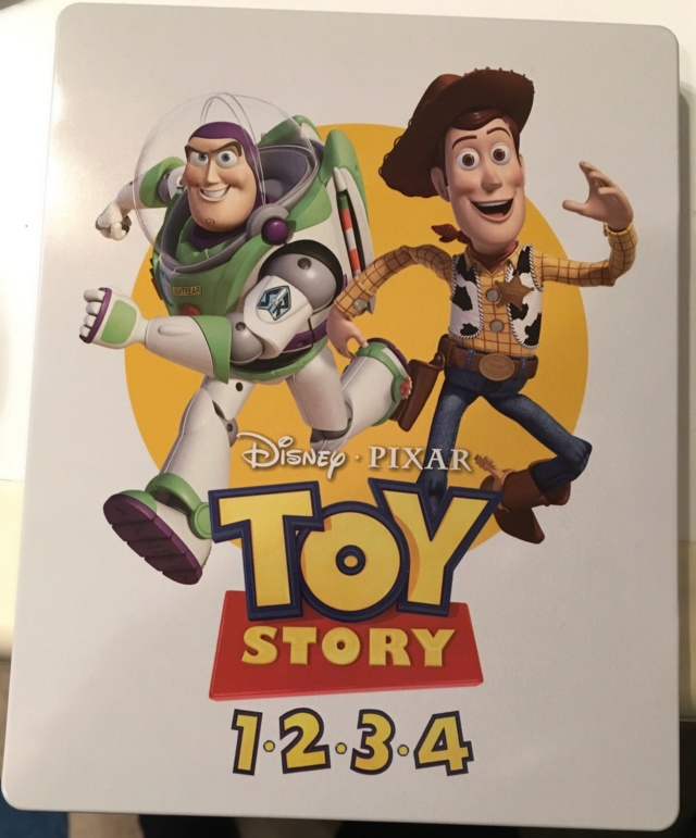 Toy Story 4 [Pixar - 2019] - Page 27 899e8110