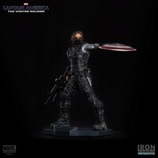 Iron Studios - Marvel MCU figurines Art Scale 1/10 1121