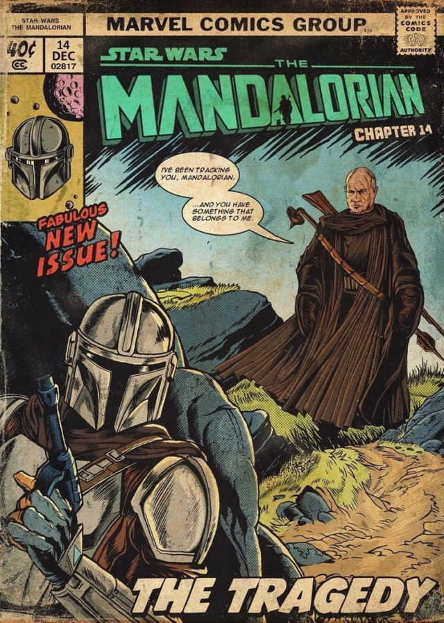 Star Wars : The Mandalorian [Star Wars - 2019] - Page 13 1150