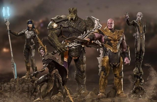 Iron Studios - Marvel MCU figurines Art Scale 1/10 168