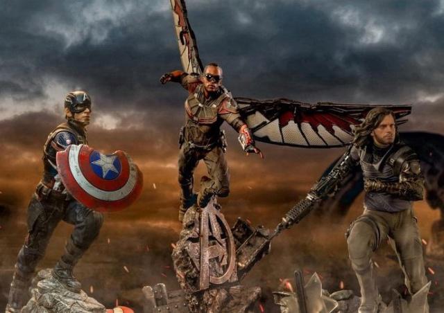 Iron Studios - Marvel MCU figurines Art Scale 1/10 169