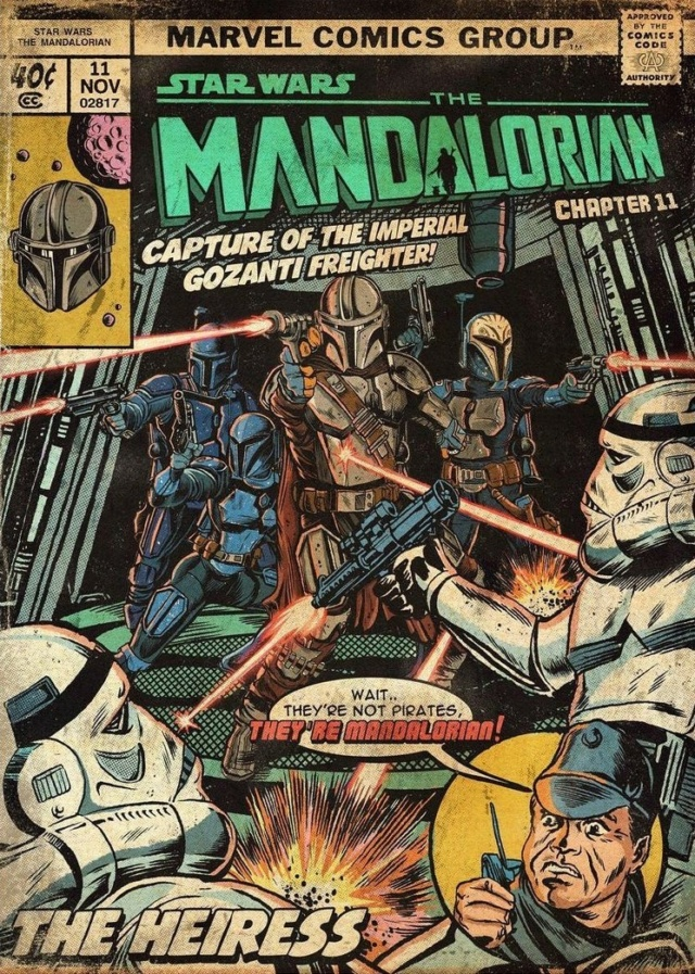 Star Wars : The Mandalorian [Star Wars - 2019] - Page 13 2107