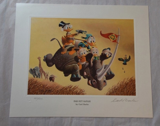 [Collection] Les lithographies Disney - Page 19 476