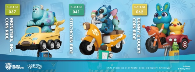 Beast Kingdom figurines D-Select / D-Stage - Page 3 480