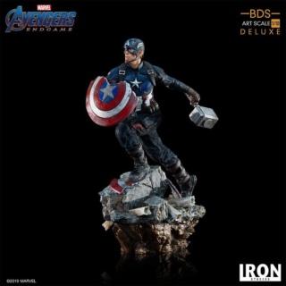 Iron Studios - Marvel MCU figurines Art Scale 1/10 550