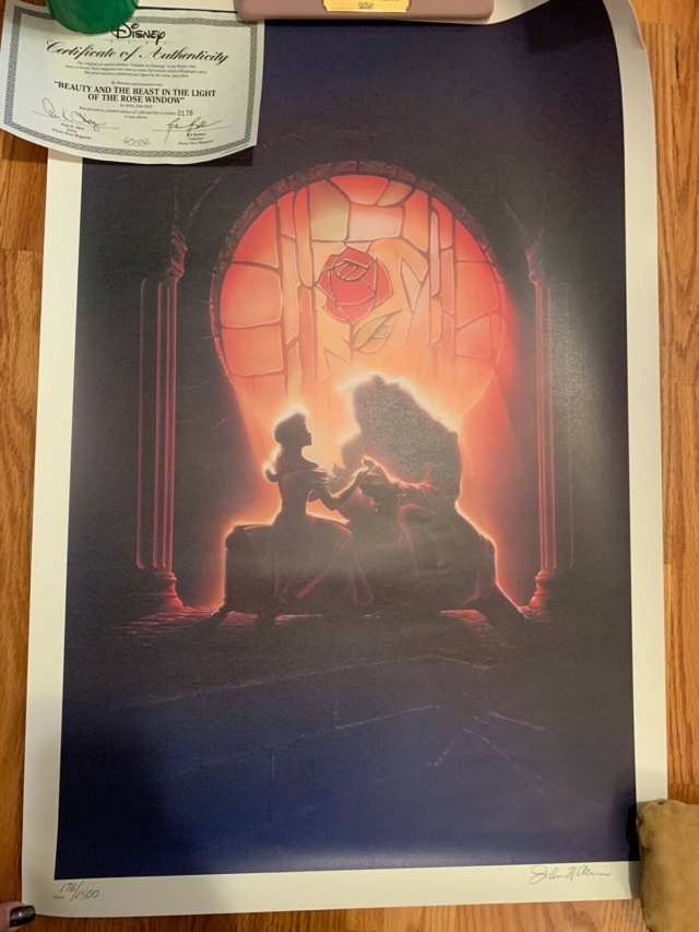 [Collection] Les lithographies Disney - Page 19 669