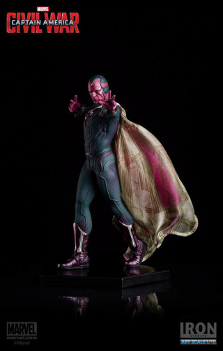 Iron Studios - Marvel MCU figurines Art Scale 1/10 743