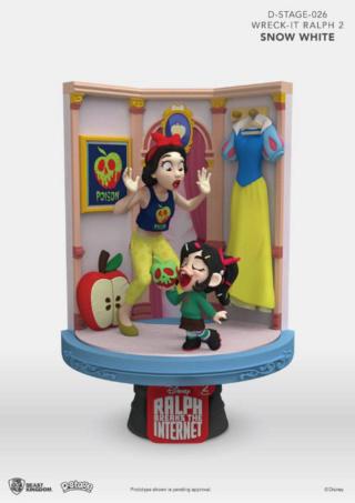 Beast Kingdom figurines D-Select / D-Stage 810