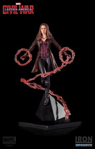 Iron Studios - Marvel MCU figurines Art Scale 1/10 837