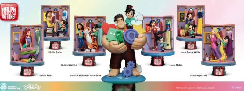 Beast Kingdom figurines D-Select / D-Stage - Page 3 Image113