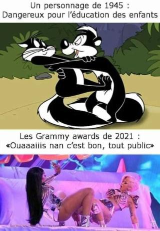 [Looney Tunes] Pépé le Putois dans de salles draps  Image321