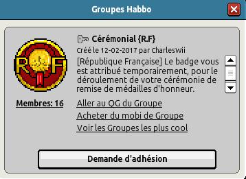 Le Républicain - A la découverte des salles annexes de la République: Episode 1 Badge_12