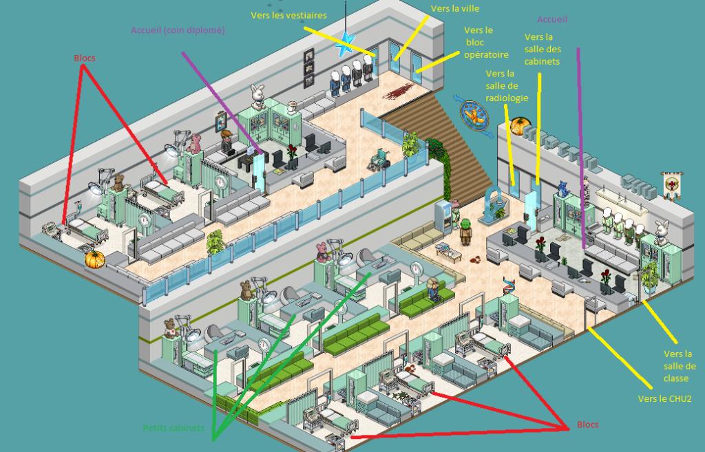 Le Centre Hospitalier Universitaire, une filière différente des autres! Chu110
