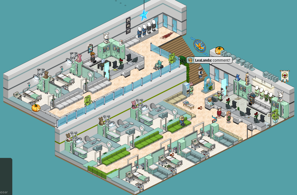 Le Centre Hospitalier Universitaire, une filière différente des autres! Chu1v10