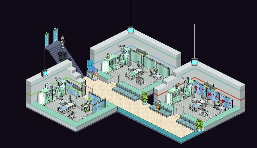Le Centre Hospitalier Universitaire, une filière différente des autres! Operat10