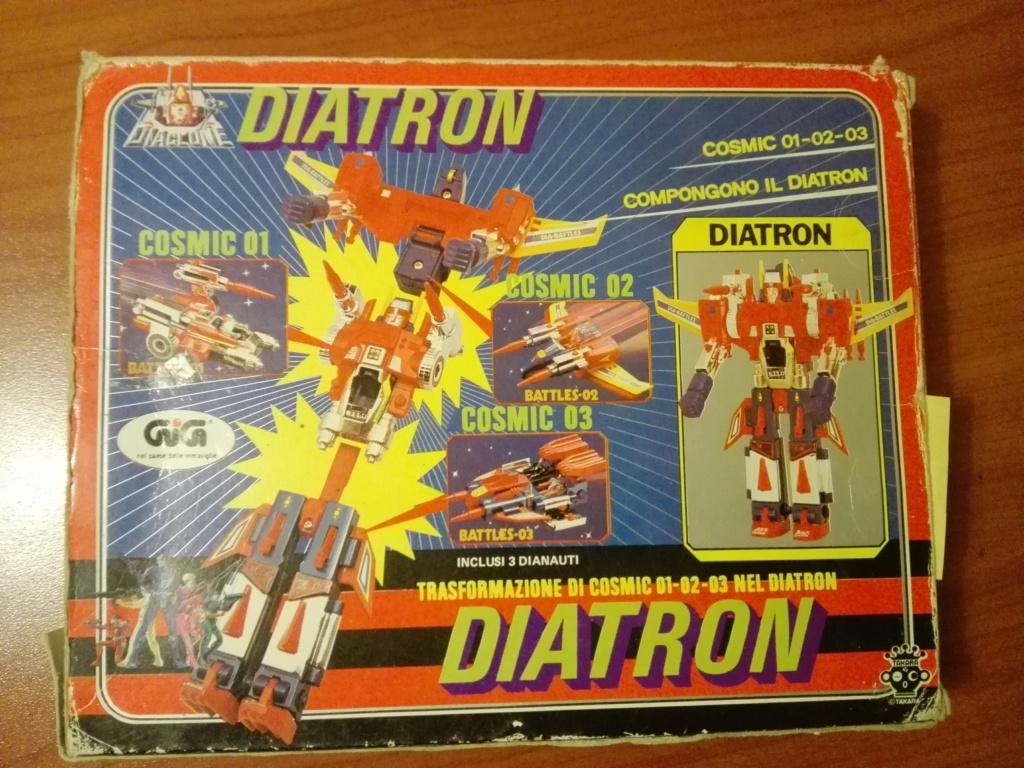 DIATRON robot transformer GIG DIACLONE Img_2087