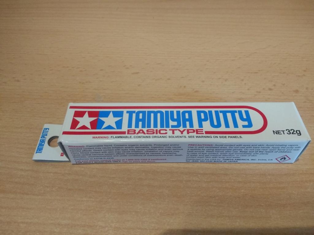 Tamiya Putty Basic 15712110