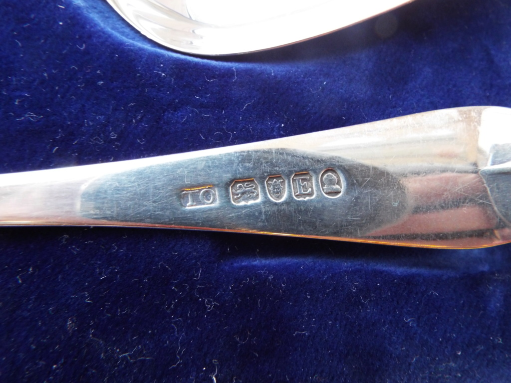 Are these silver spoons worth keeping? Pic_210