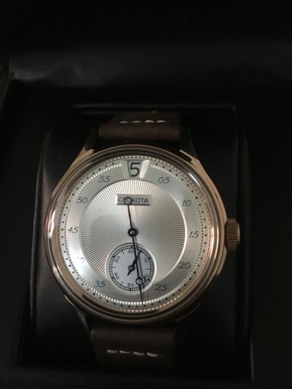 Un avis sur la marque geckota et ce modele de montre en particulier ? - Page 3 Img_2313