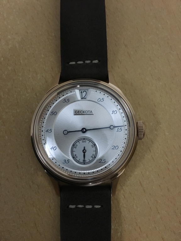 Un avis sur la marque geckota et ce modele de montre en particulier ? - Page 3 Img_2410