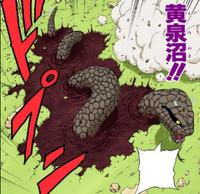 Jiraiya vs. Gaara e Mei Pantan10
