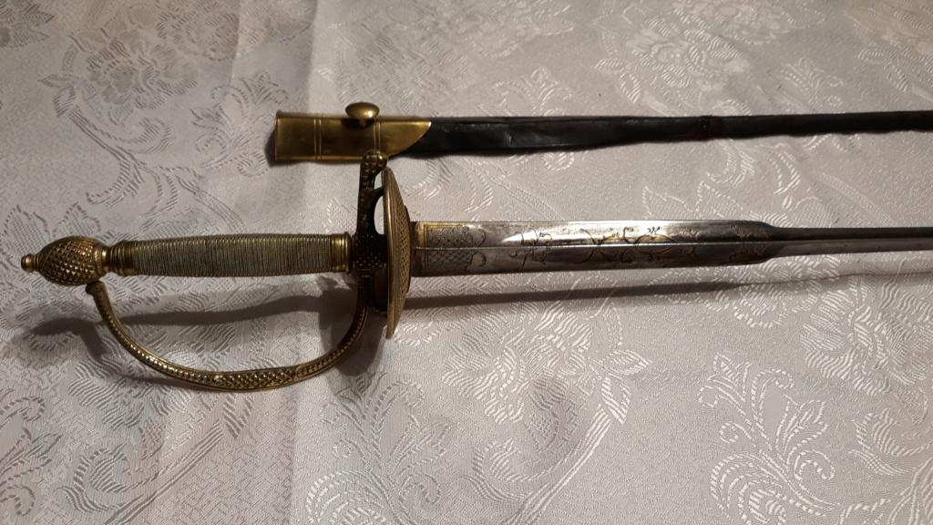 épée colichemarde 20191111