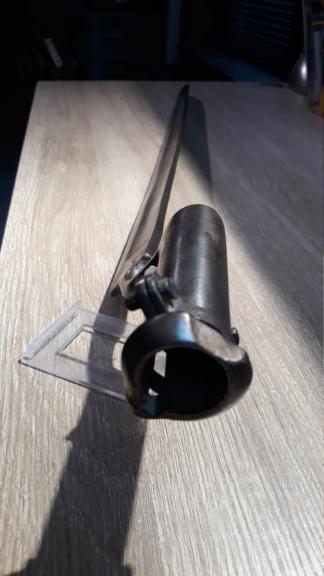 Baionnette Autrichienne modèle 1807 20191122