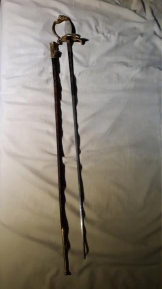 épée d'officier premier empire 20191190