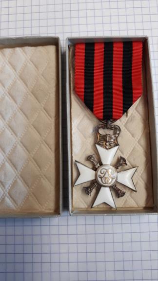 identification de médailles Belges 20200717