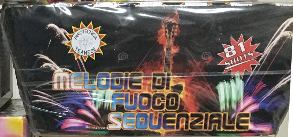 Pirotecnica Teanese - Melodie di fuoco sequenziale Pirote10