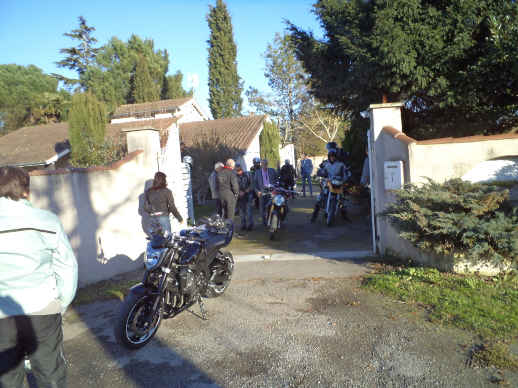 C. R. Occitanie - Escorte Goldwing au mariage d'Anita et Laurent Dsc06413