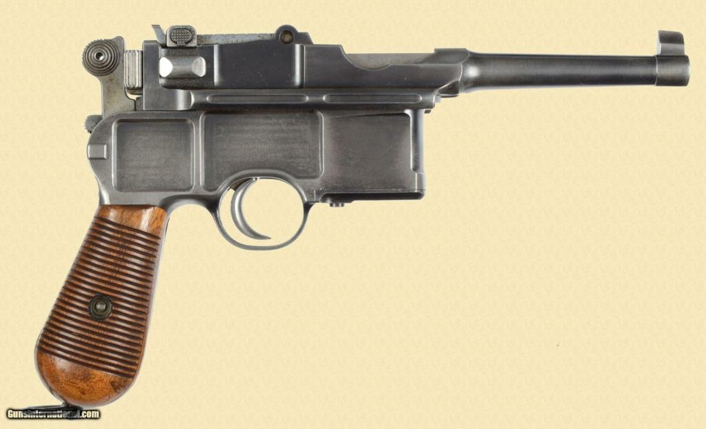 Le Luger dans les catalogues de vente de 1900 à 1934 F8ae0710